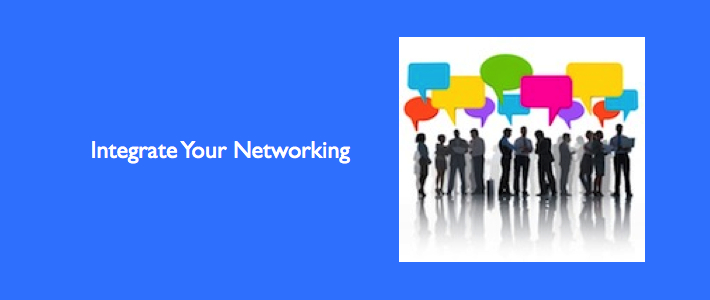 Integrate your Networking