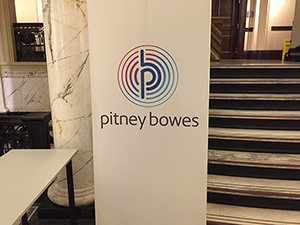 Pitney Bowes Customer Event