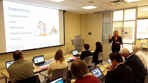 Our LinkedIn Sales training helps generate leads