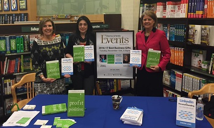 Post Road Consulting and Barnes and Noble event