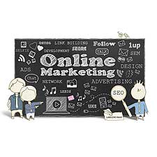 Online Marketing SEO and Social Media